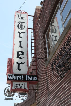 Von Trier, 2235 N. Farwell Ave., has officially changed hands and reopens May 14 with a keg tapping.