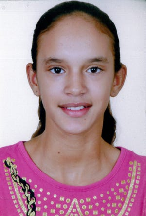 Risgairy Echavarria, 13, was reported missing from her South Milwaukee home Sunday morning.