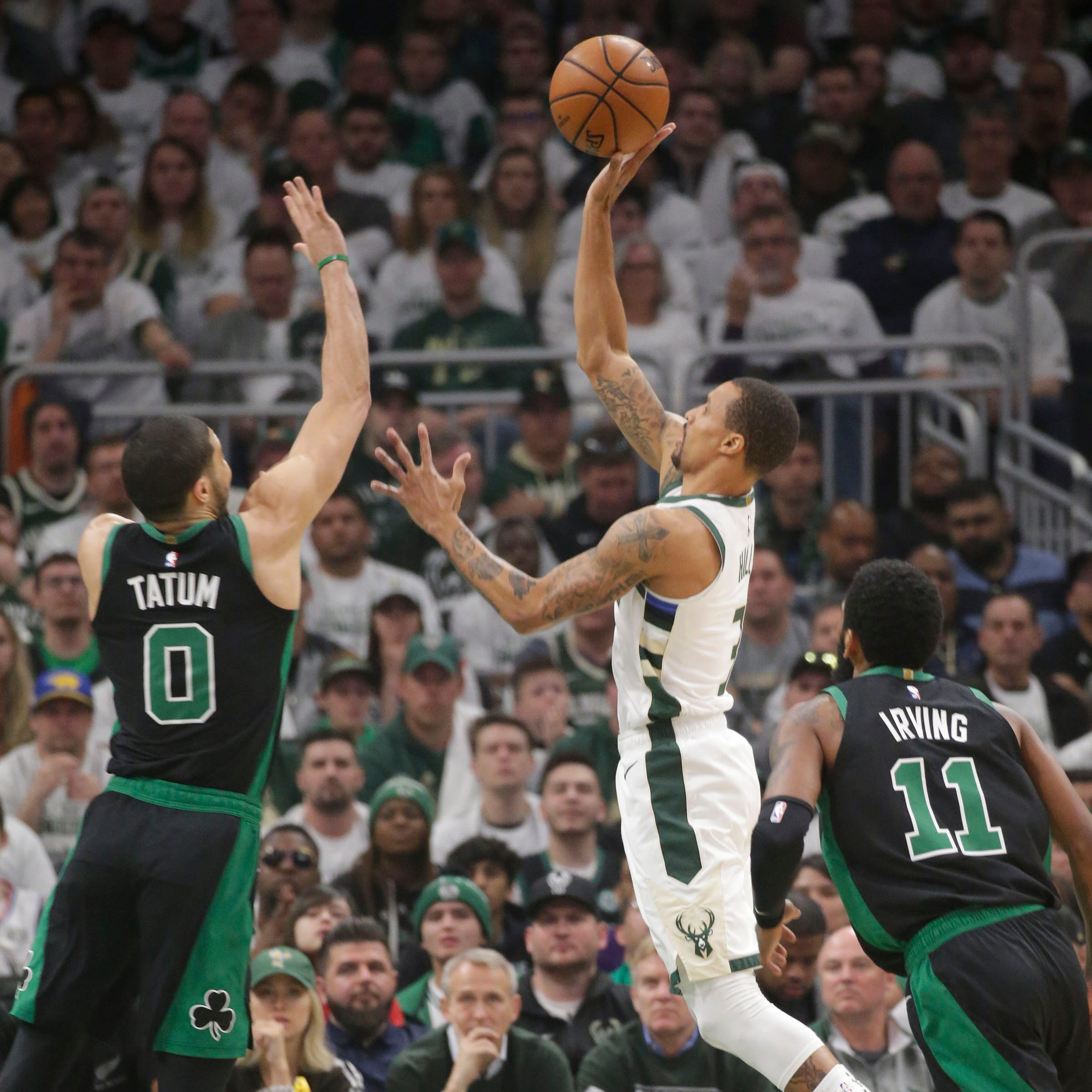 As other teams shorten their rotations, the Bucks continue to rely on their depth