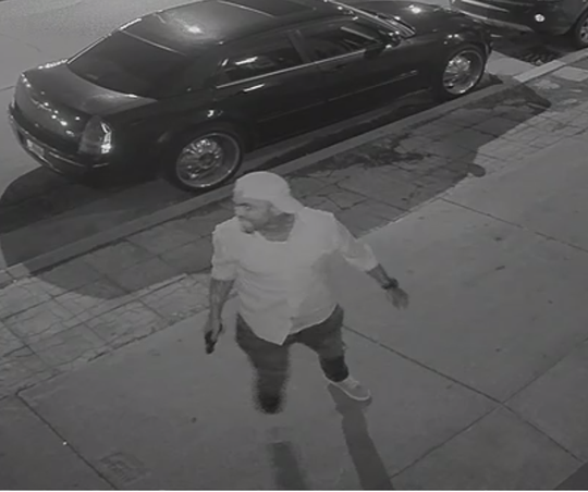 The Milwaukee Police Department is asking for the public's help in identifying a man who was involved in a shooting on May 9.