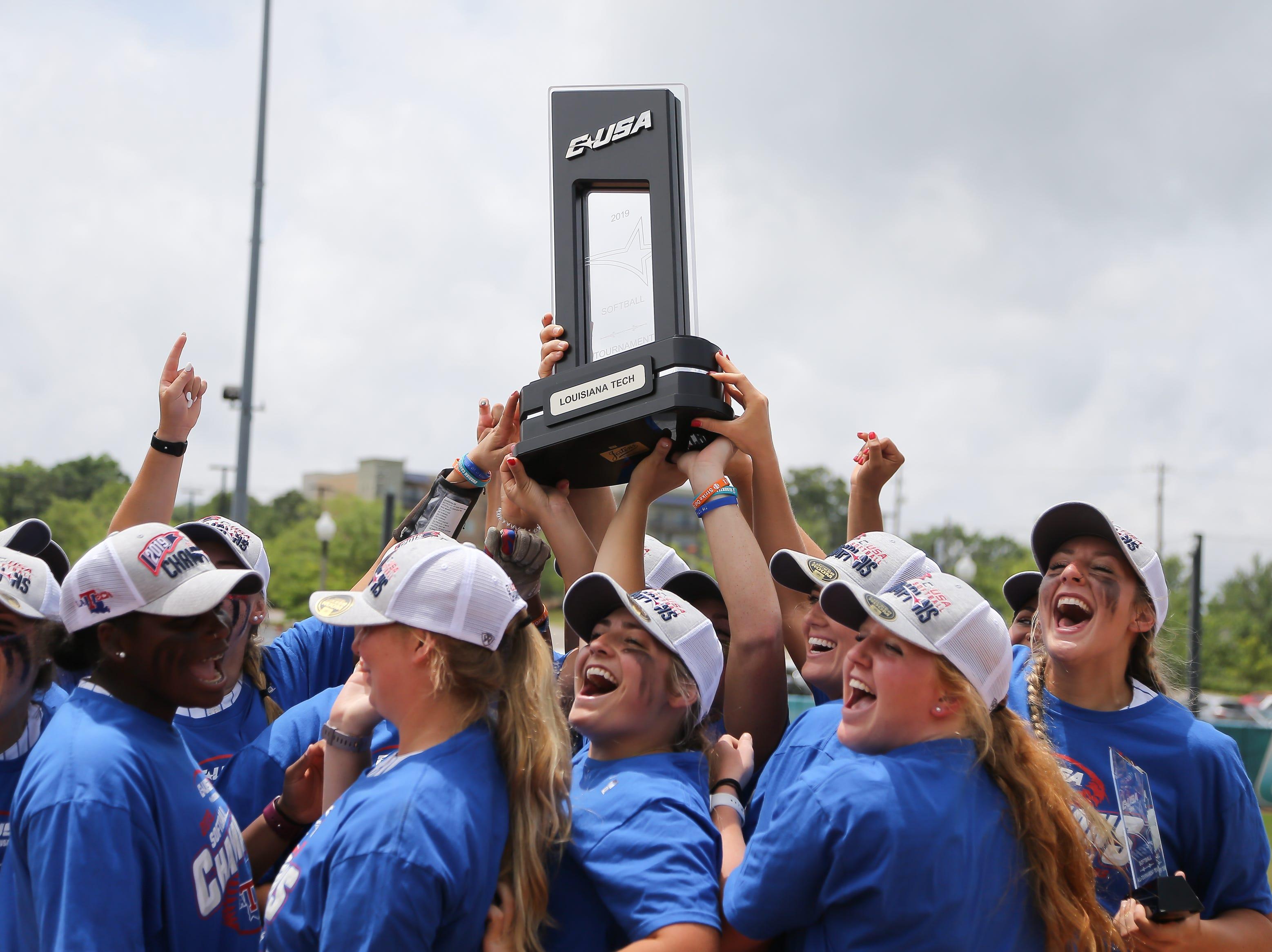 Louisiana Tech heads to LSU for NCAA regionals
