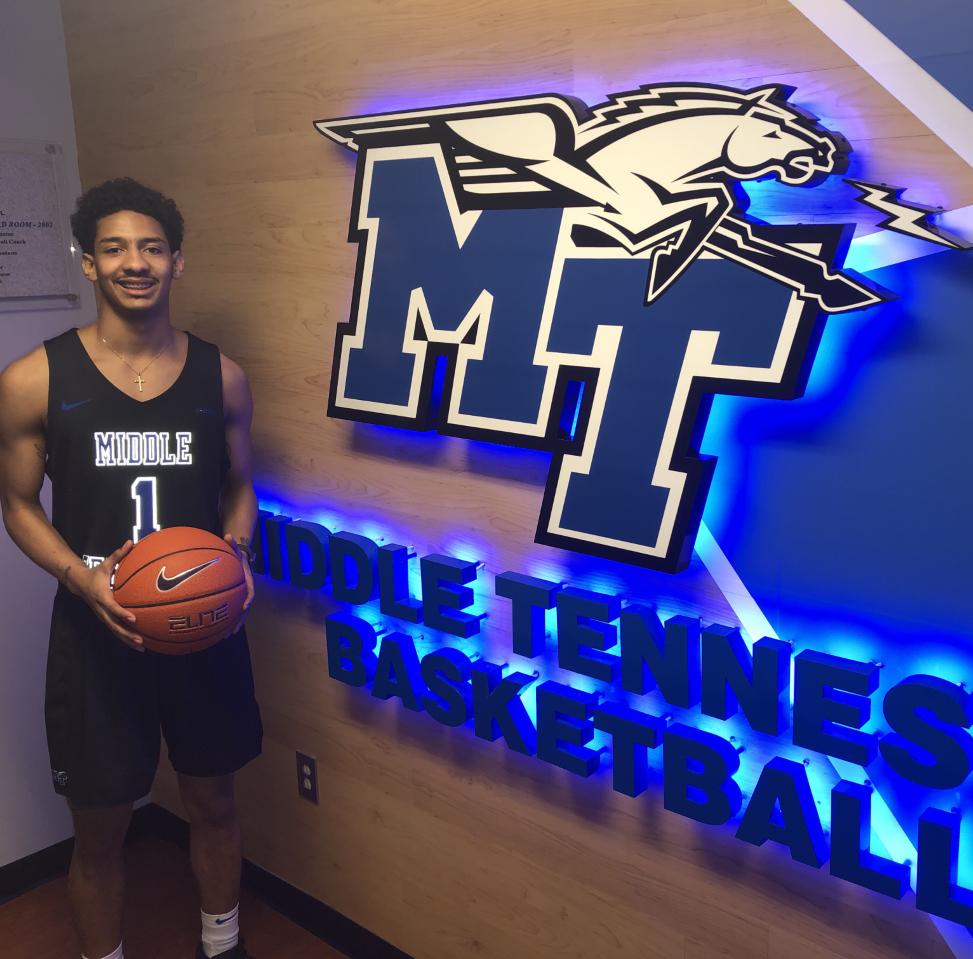MTSU basketball adds versatile guard in transfer Jalen Jordan