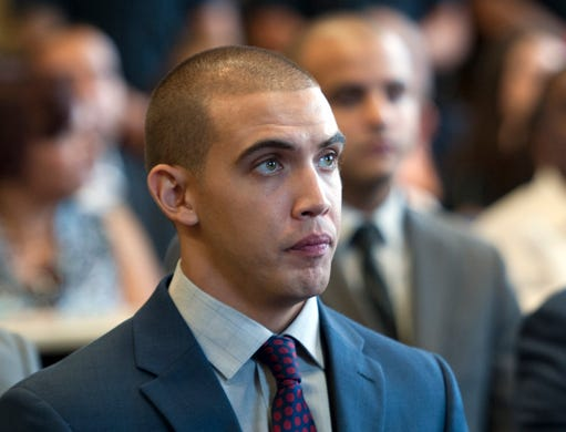 This Paterson cop was sentenced to prison  Even the judge was surprised