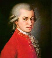 Wolfgang Amadeus Mozart 1756 1791