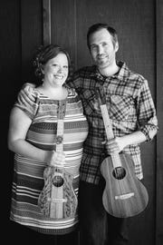 The Quiet American duo Aaron and Nicole Keim, will be performing at the 2019 Las Cruces UkeFest May-17-19.