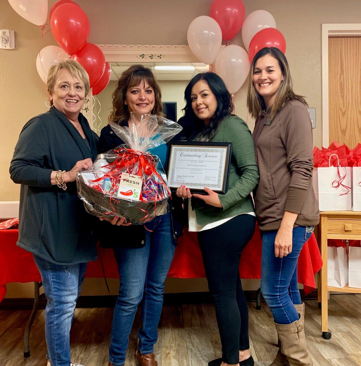 Business briefs: Landsun celebrates nurses
