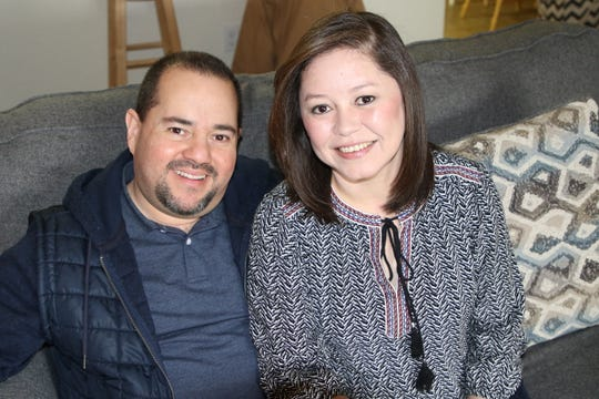Mauricio Espinal and his wife Elisa will be returning to their native Honduras in June with their children when the family's R1 religious visa expires.