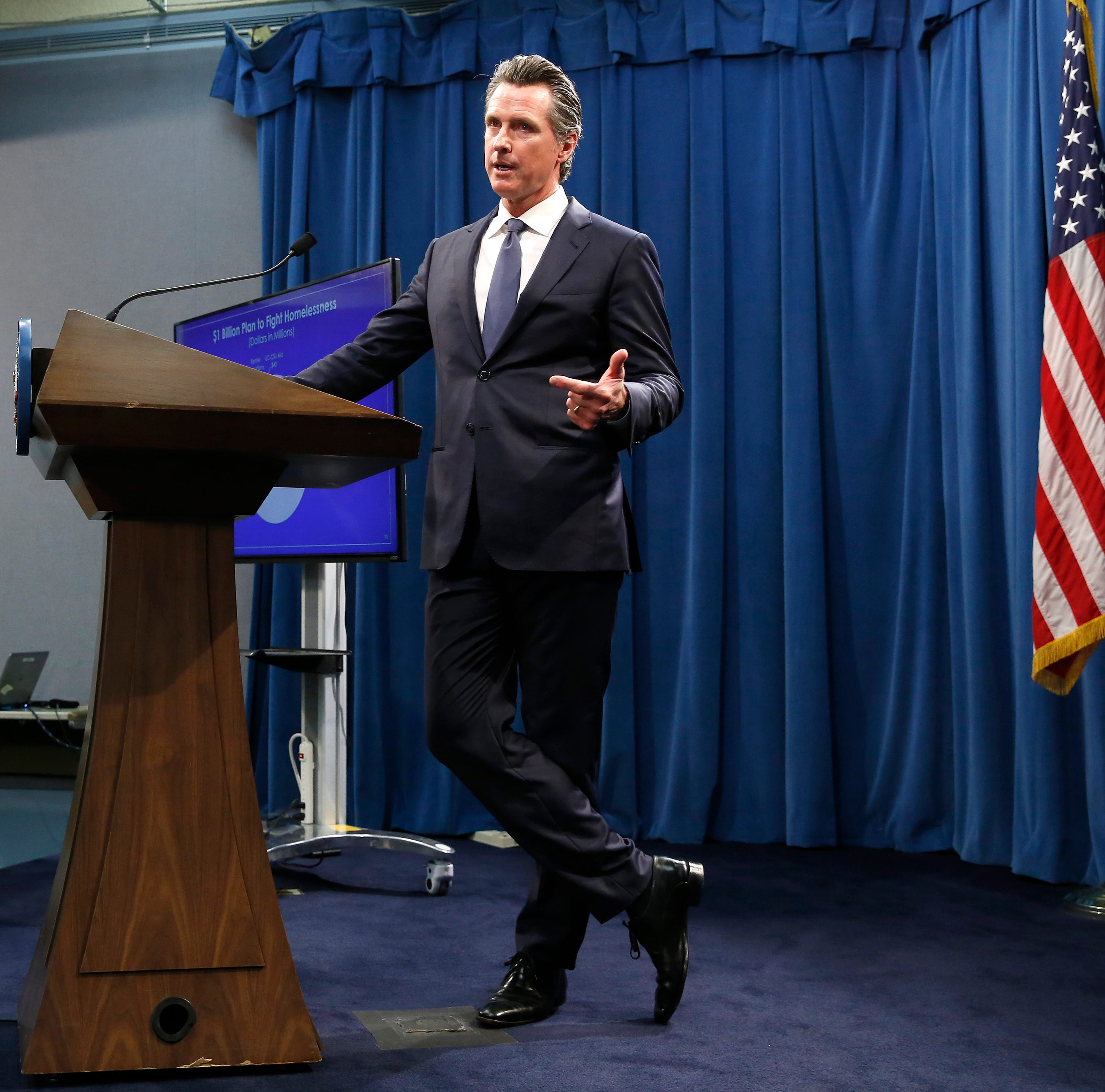 5 takeaways from California Gov. Gavin Newsom's revised budget plan