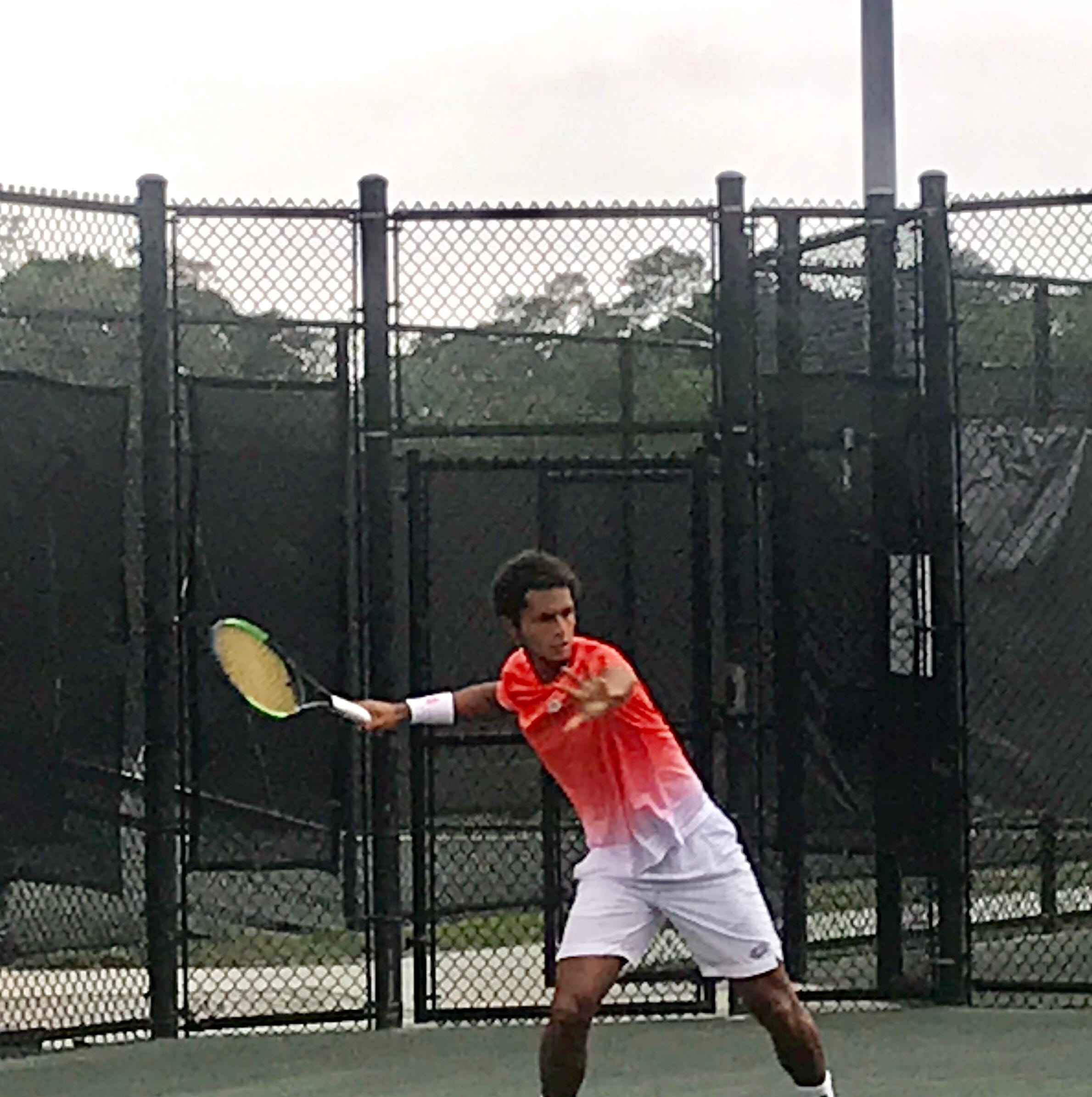 Top-seeded Varillas wins Pensacola M25 Tennis Championship