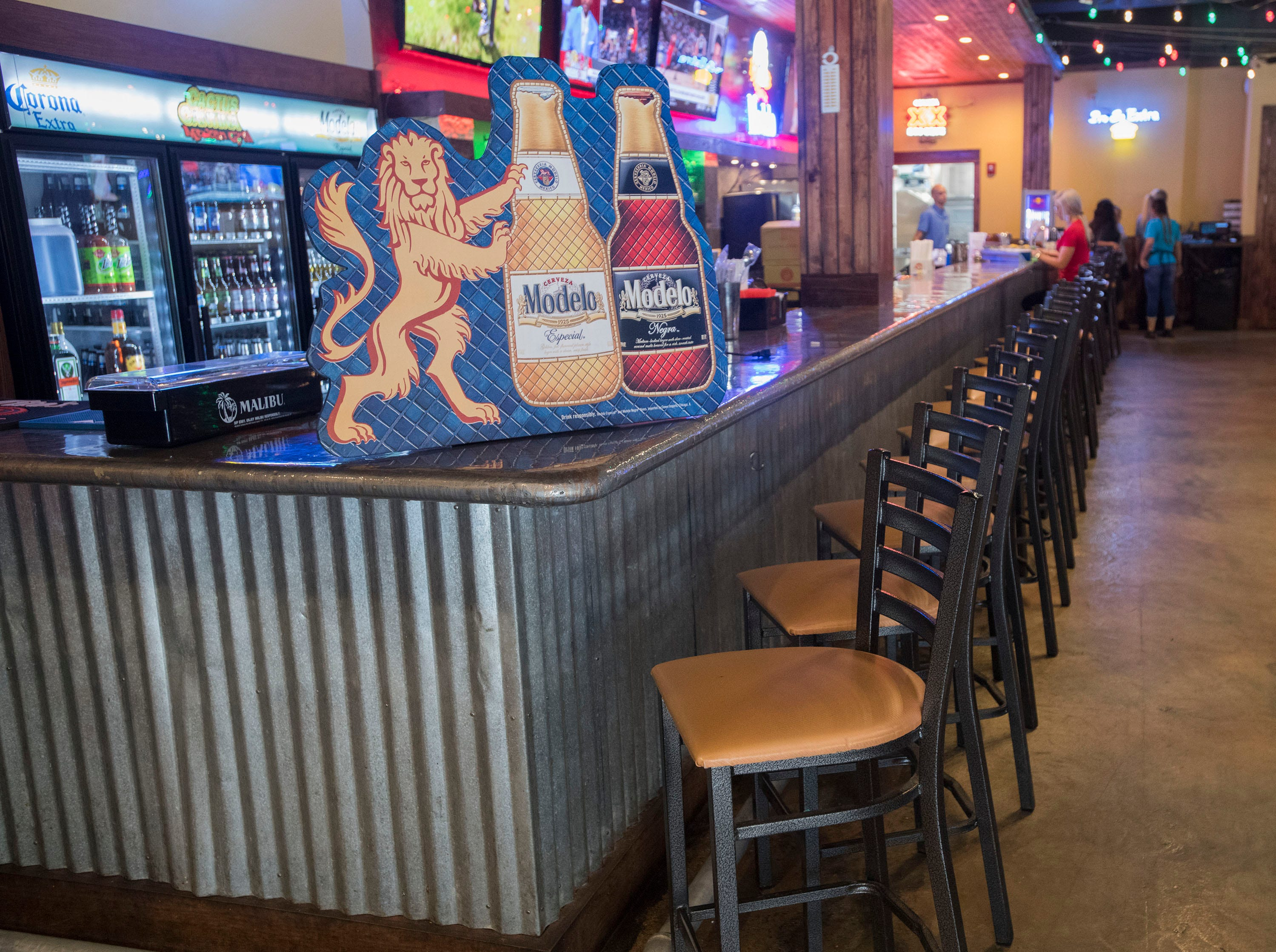 On Monday, May 13, 2019, the new Mexican restaurant, Cactus Cantina, is getting closer to opening for business. Cactus Cantina is located in the old Beef O'Brady's location on Palafox and is scheduled to open on Wednesday.