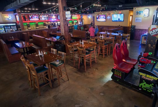 Cactus Cantina is expected to open in its new downtown Pensacola location on Wednesday.