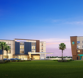 As Phoenix's west side grows two new hotels break ground, expected to open in 2020