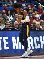 Murray State point guard Ja Morant could be the Phoenix Suns' pick in the 2019 NBA draft, depending on where the team lands in the NBA draft lottery.