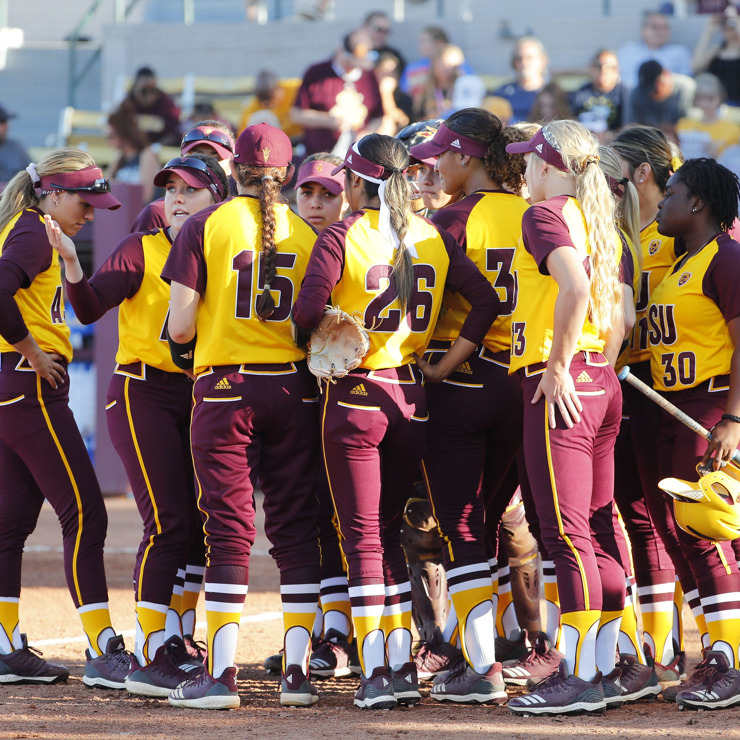 ASU softball makes 15th straight NCAA Tournament, heads to Alabama regional