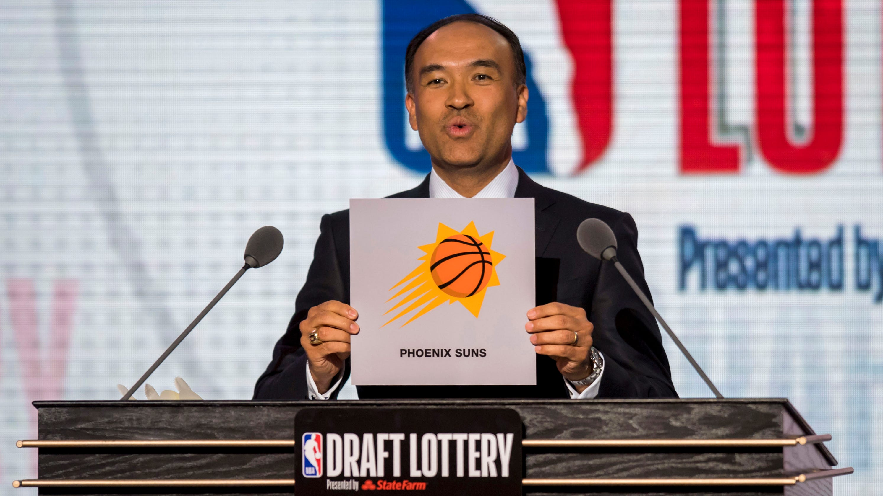 d7a252b9b NBA draft lottery odds  Suns