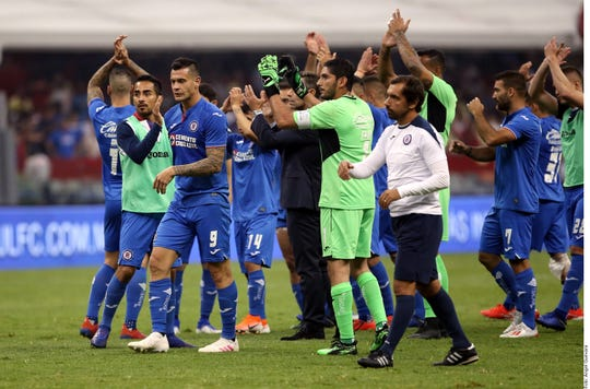 Cruz Azul agradece a sus aficionados tras quedar eliminado.
