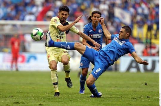 Cruz Azul dio batalla pero no evitó la eliminación frente a América.