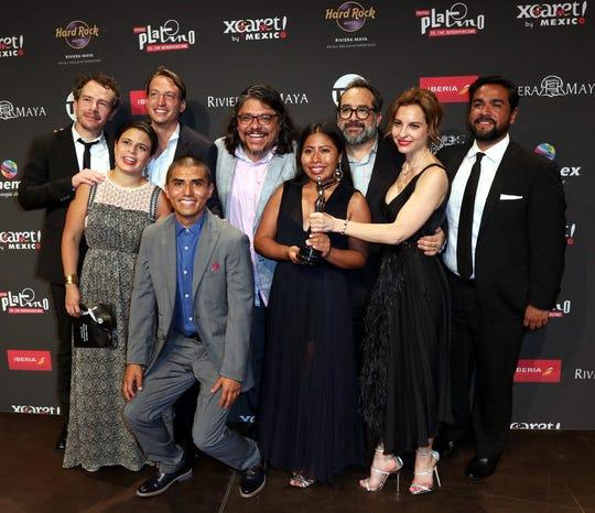 El filme Roma lideró la sexta entrega de los Premios Platino de Cine Iberoamericano al llevarse cinco estatuillas: Película Iberoamericana de Ficción, Dirección, Guión, Fotografía y Sonido.