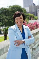 New Orleans Mayor LaToya Cantrell will deliver the commencement address at Bard College, May 25.