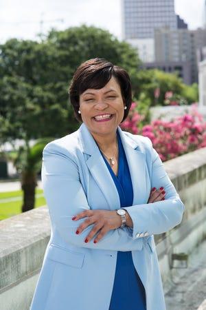 New Orleans Mayor LaToya Cantrell