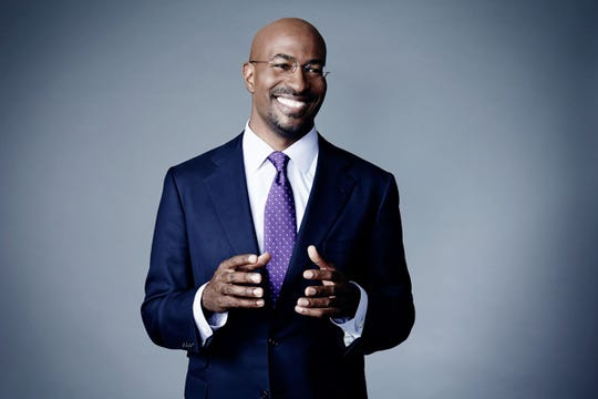 News commentator and author Van Jones will deliver the commencement address during the 155th commencement ceremony at Vassar College, May 26.