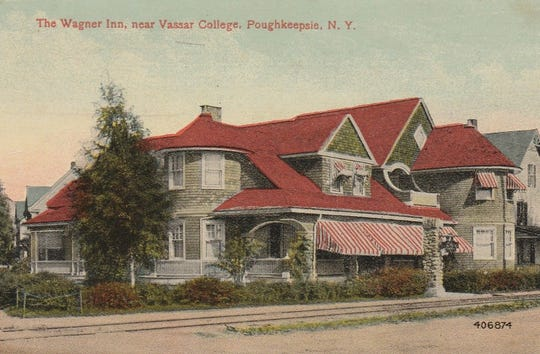 Sitting one block north of the Vassar College Campus on the west side of Raymond Avenue in Poughkeepsie, Wagner's Inn opened in 1902 to accommodate parents visiting their children at the college. In 1924, the building was transformed into Vassar Bank and operated there through 1947.