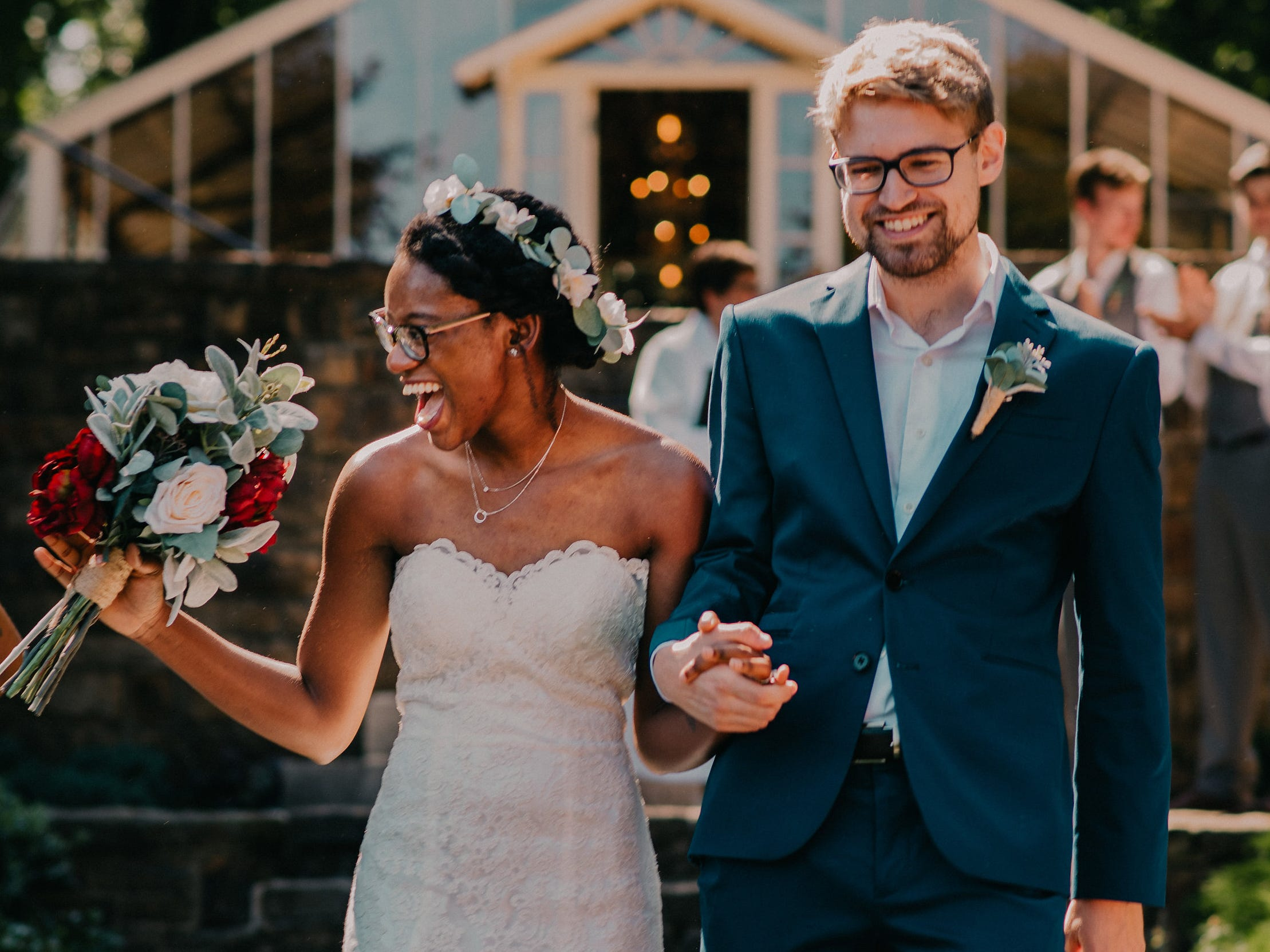 Taryn Blake Events, a York-based wedding and event planning company, was recently featured in a Forbes article about entrepreneurs who are shaking up the wedding industry. This was one of their weddings.