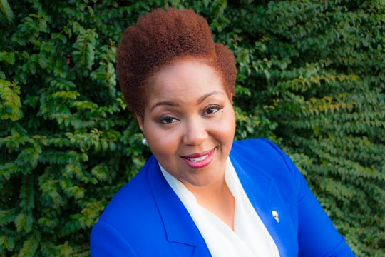 Councilwoman Edquina Washington (D) is currently seeking re-election for York City Council.