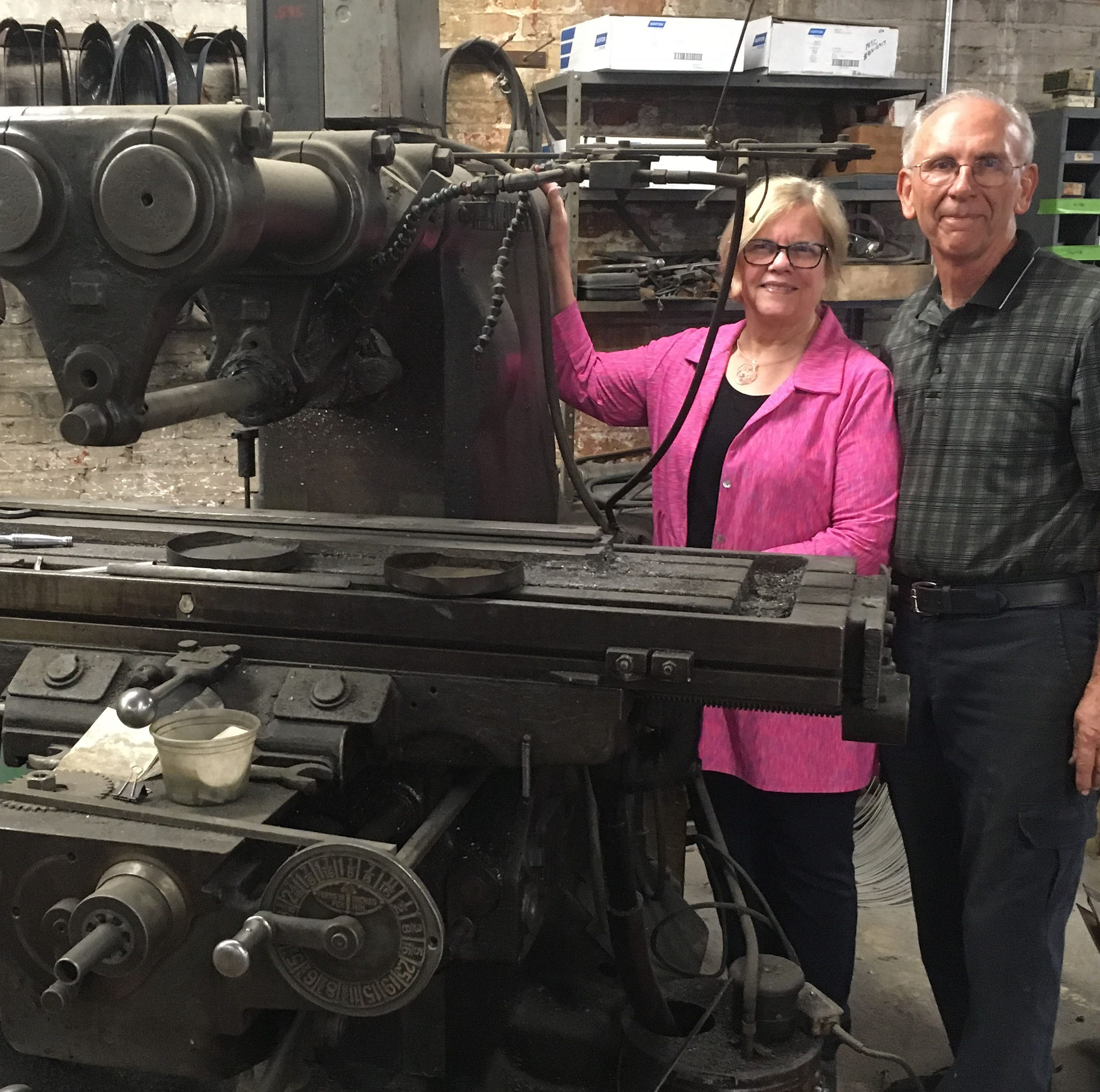York machine shop, Engdahl Mfg., celebrating 100th year