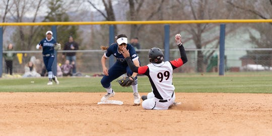 Sierra Mello and her Wolf Pack teammates are a host team for the 2019 Postseason NISC tournament.