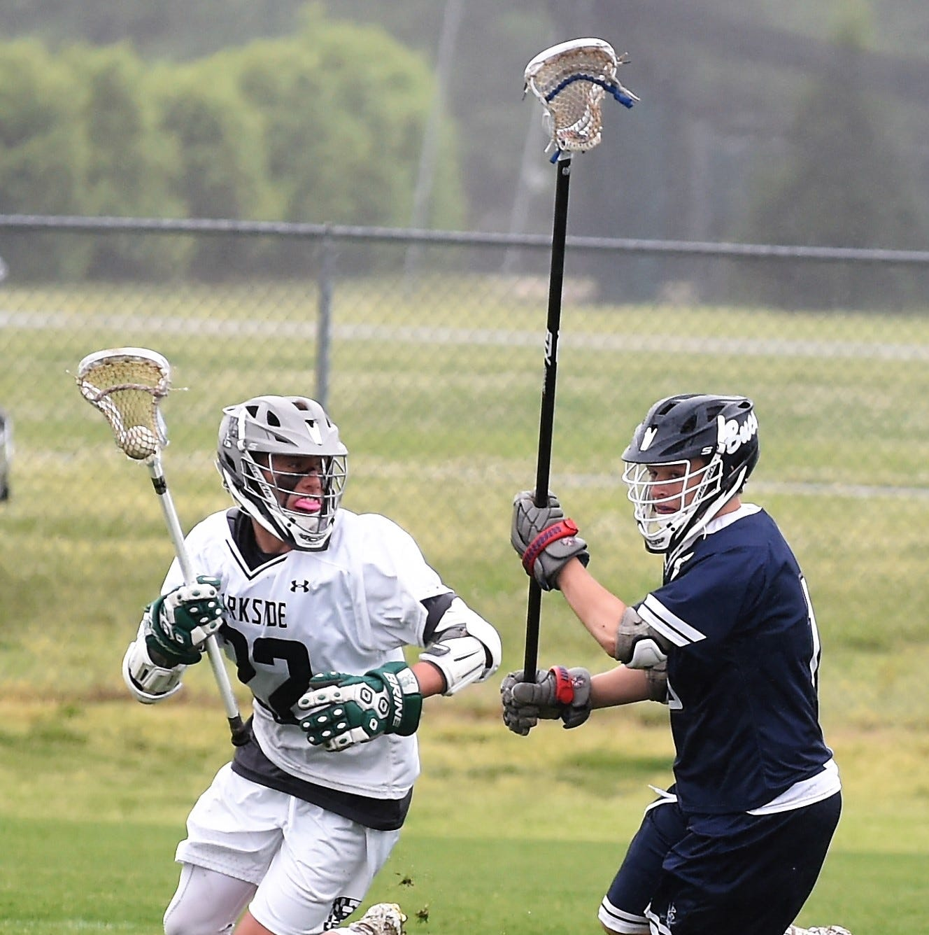 'Time for a title': Historic win gives Parkside boys lacrosse hopes of state championship
