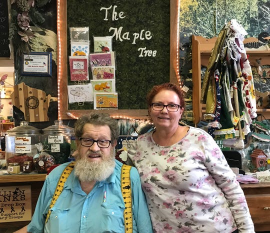 Owners Bonnie and Kenneth Suemnicht say that after nearly 19 years they have decided to retire but will still be selling many of their products online on their website and on eBay.