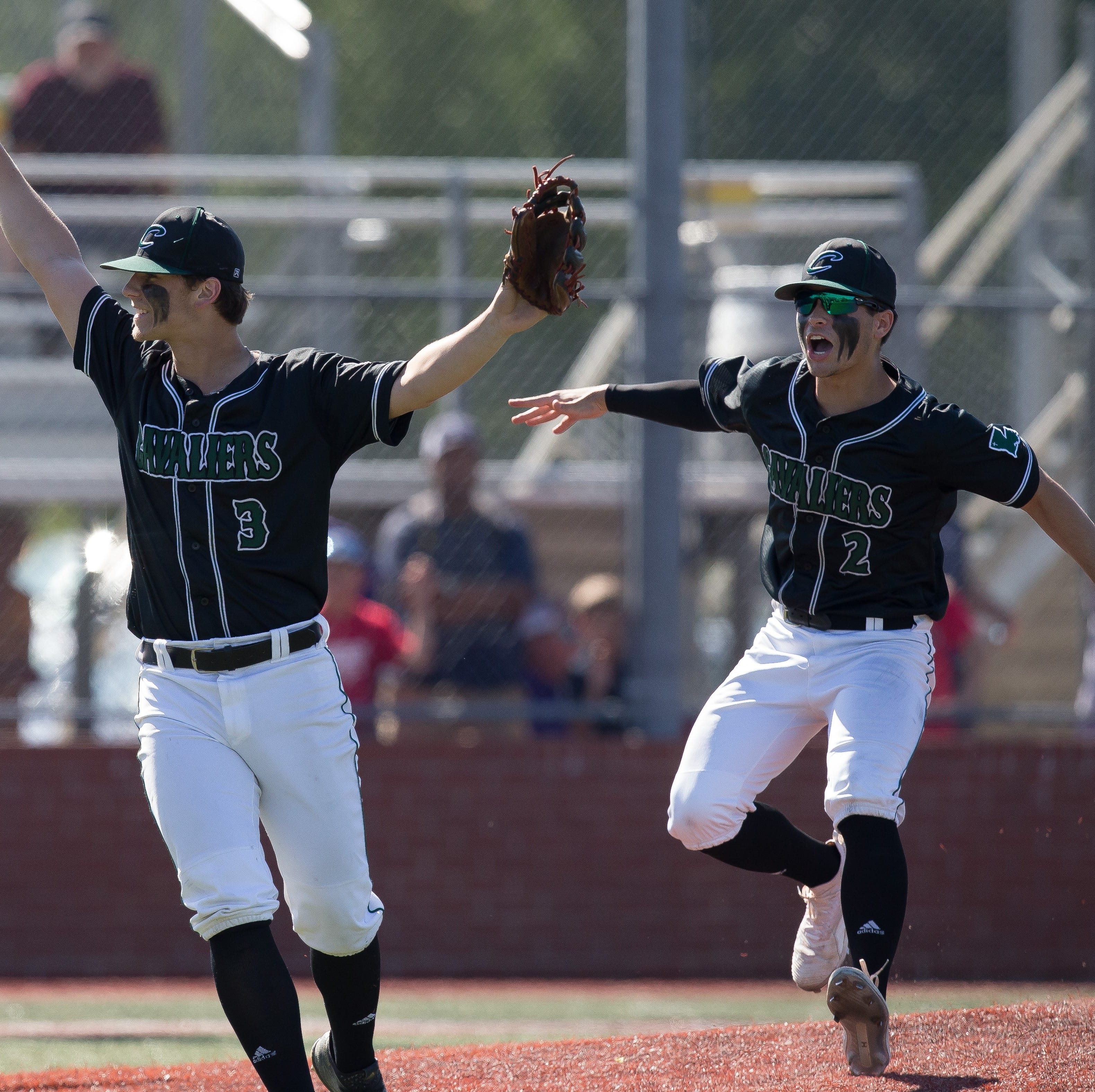 Too much Hart: Calvary baseball claims D3 state championship