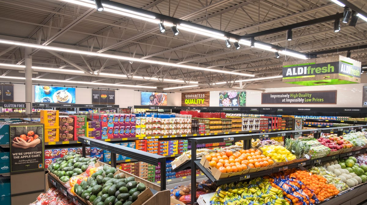 Grocery Stores Offering Special Shopping Times for Seniors
