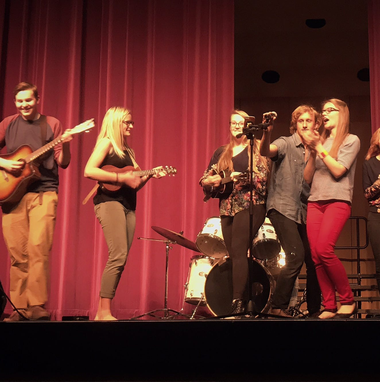 Students prepare for fourth annual Sauk Rapids-Rice acoustic night