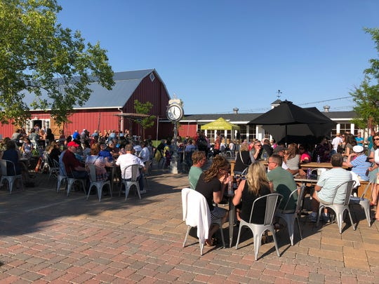 The Wood-Fired Wednesdays season will be kicked off with a launch party at 4 p.m. May 22 at Rolling Ridge Wedding & Event Center.