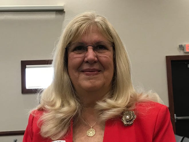 Susan Moxley begins Wednesday as interim Indian River County school superintendent.