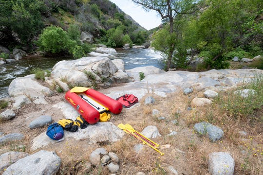 A 16-year-old boy was last seen after he fell into the water at the Stairs about 6 p.m. Sunday. Tulare County Sheriff Department Search and Rescue continue to search along the Middle Fork of the Tule River on Monday. Divers will revisit this area later today.