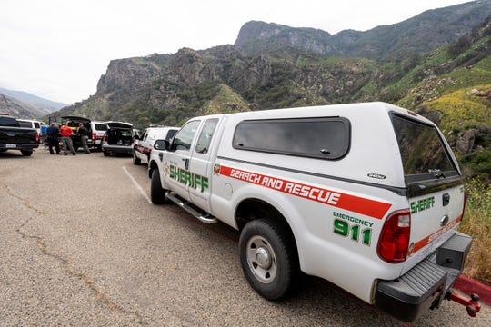A man who went missing on the Kern River last week hasn't been found, according to Tulare County sheriff's deputies.
