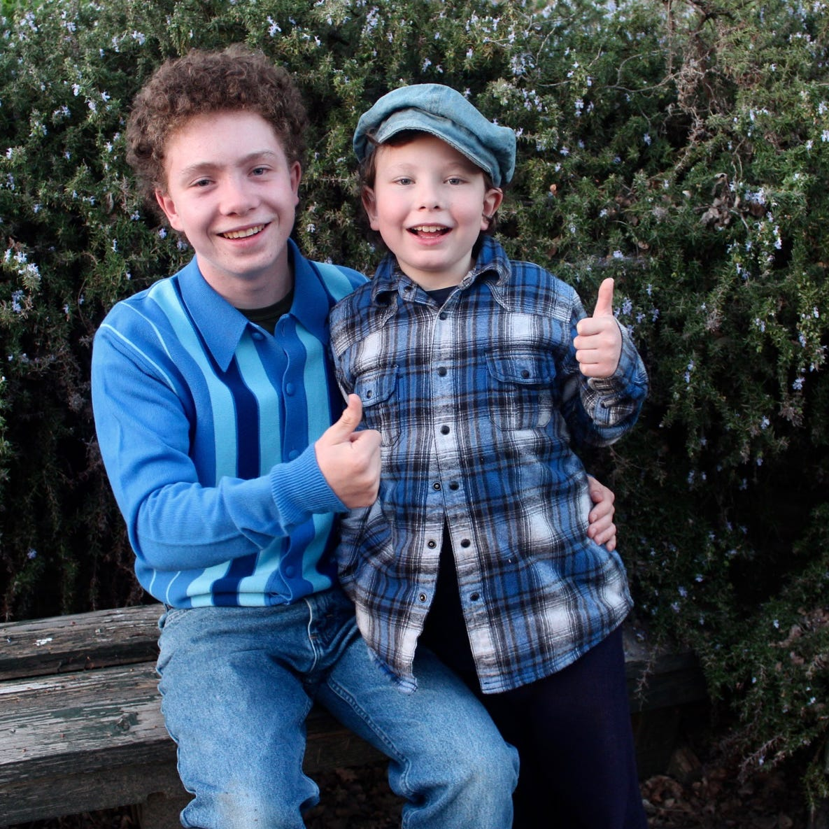Tulare County brothers' YouTube channel a hit with preschool set