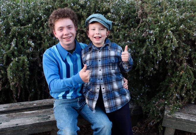 Frederick and Alastair Valyocsik'sHalf Pint Nursery Songs channel has an audience roaming the halls of preschools across the globe.