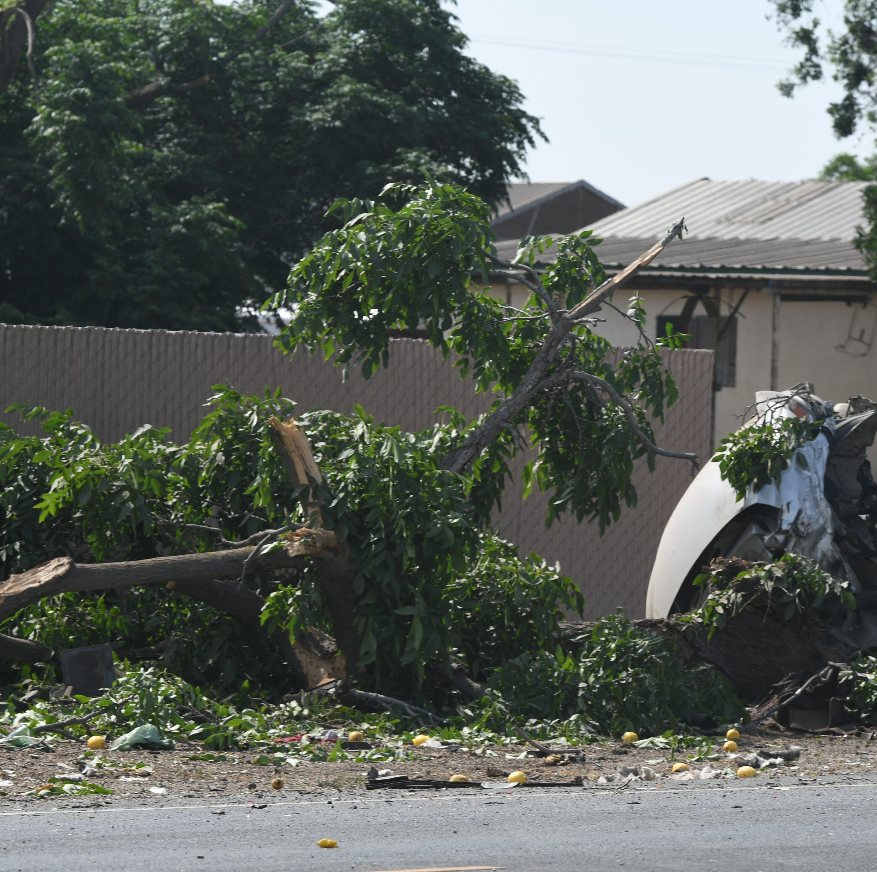 UPDATE: Names of victims in Tulare County double fatal collision released