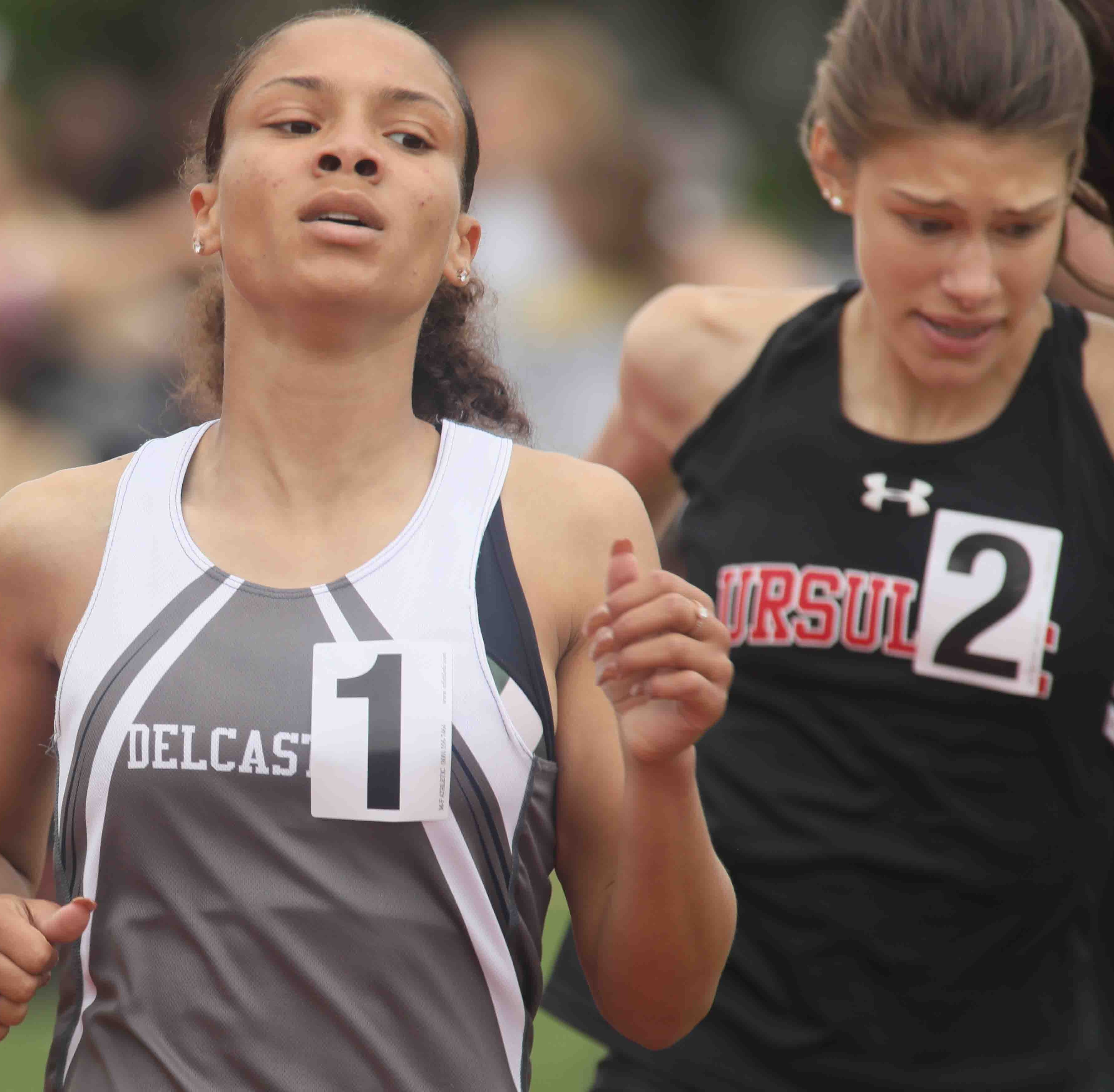 New Castle County, Henlopen Conference track results and photos