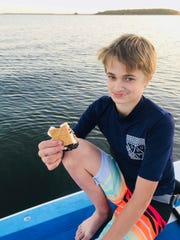 S'mores meets paddleboarding on Rehbooth Bay in Dewey Beach this weekend.