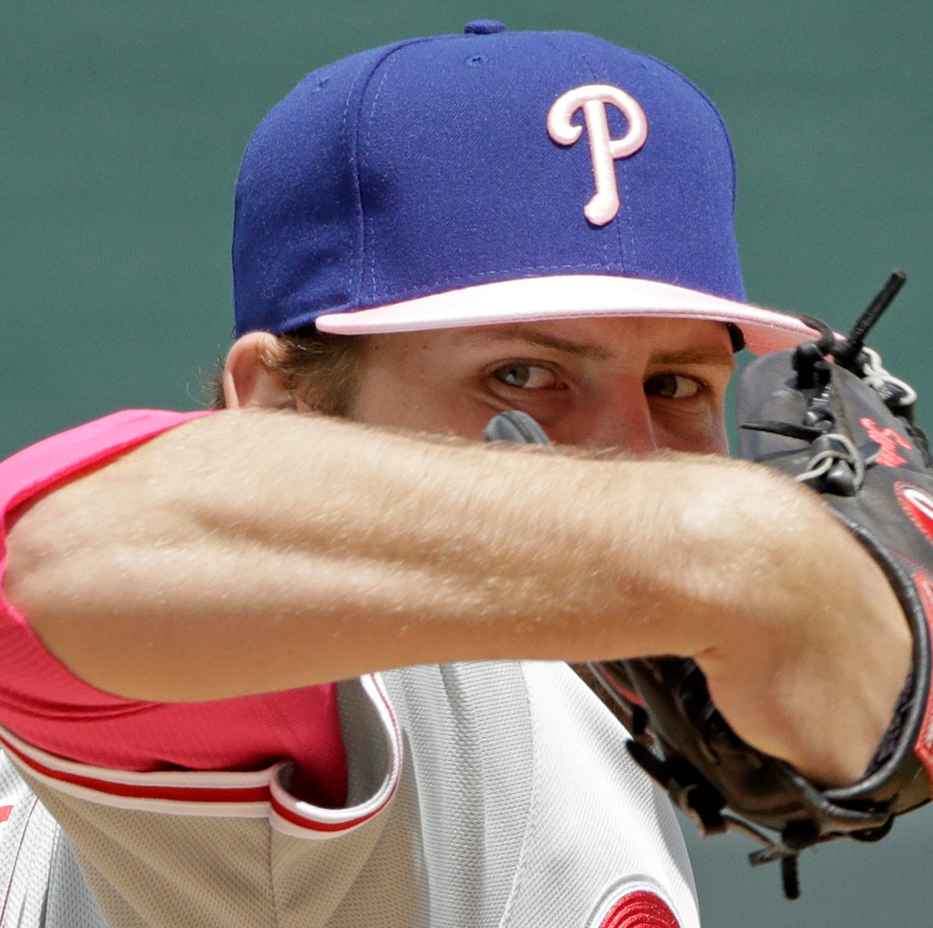 More starts such as Sunday's for Irvin may push Velasquez to Phillies' bullpen