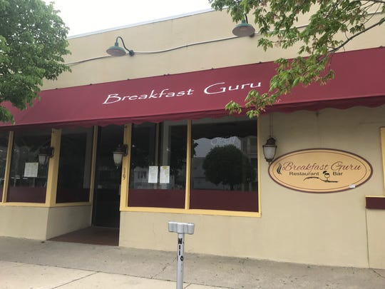 Breakfast Guru is a new Rehoboth Beach restaurant on Wilmington Avenue. It's open daily from 7 a.m. to 4 p.m.