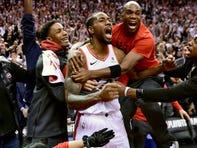 Inside Kawhi Leonard's historic buzzer-beater that lifted Raptors into East finals