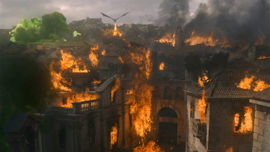 It was a hot night in King's Landing on Sunday's episode of HBO's 'Game of Thrones.' Not everyone survived. We rank the deaths.