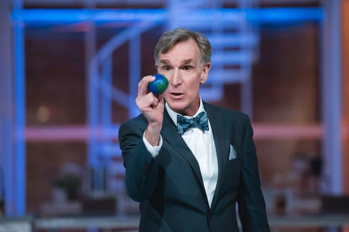 Bill Nye is not holding back anymore talking about global warming.