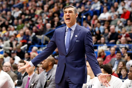 Villanova Wildcats head coach Jay Wright has won two national championships over the past four years.